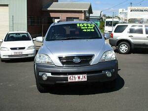 2004 Kia Sorento BL EX Silver 4 Speed Automatic Wagon Toowoomba Toowoomba City Preview