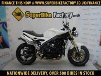 2006 55 TRIUMPH SPEED TRIPLE
