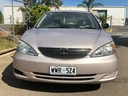 2002 Toyota Camry ACV36R Altise Bronze 4 Speed Automatic Sedan Green Fields Salisbury Area Preview