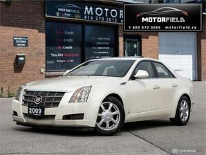 2009 Cadillac CTS AWD *Certified, Pano Roof, Warranty*