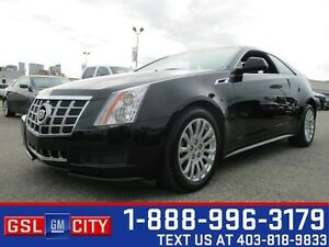 2014 Cadillac CTS Coupe -
