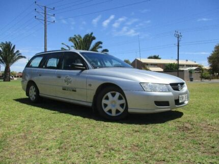 2006 Holden Commodore VZ Executive 4 Speed Automatic Wagon Cheltenham Charles Sturt Area Preview