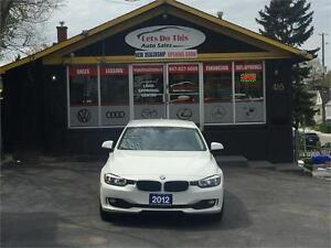 2012 BMW 3 Series 320i LOWKM CERTIFIED  NO ACCIDENT M SPORTPACK
