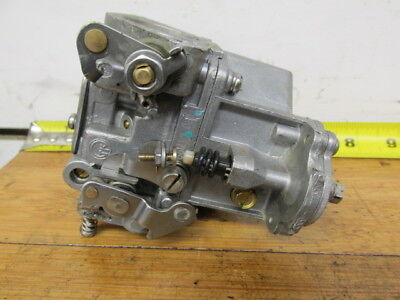 Yamaha Outboard 8 HP Four Stroke Carb Carburetor 68T-14301-40-00  66M12 OHH