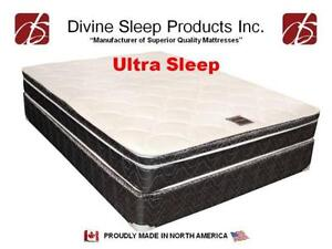 Mattress Sale- REG: $798 now $248 Only+ NO TAX- BOXING WEEK BLOWOUT BRAND NEW MATTRESS SALE