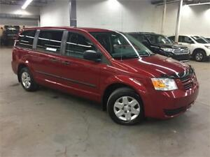 DODGE GRAND CARAVAN SE 2010 / AC / DEMARREUR / 158900KM!
