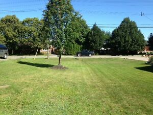 Flat vacant land in New Sudbury