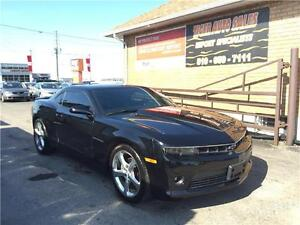 2014 Chevrolet Camaro RS**LEATHER**NAVI**SUNROOF**ONLY 17 KM***