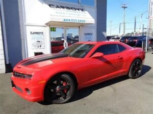 2010 Chevrolet Camaro 2SS, Leather, Sunroof, 6.2L, Manual, Extra