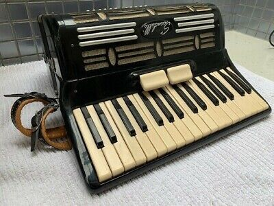 Vintage Piano Accordion