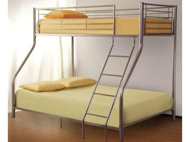 "7 DAY MONEY BACK GUARANTEEAlaska Bunk Bed with Original Deep Quilted Mattresses Optionin Acton, LondonGumtree - Please click ""See all ads"" above to see our full range of products 7 DAY MONEY BACK GUARANTEE! We adhere to strict quality standards to ensure you are fully satisfied with your purchase. If you are not satisfied or simply change your mind, call us..."