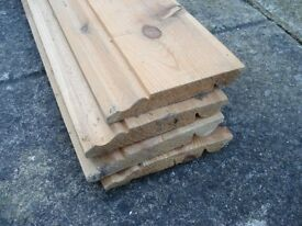 Skirting Board 5 1/2inch high x 13ft long. 4 lenghts