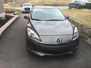 2012 Mazda 3 Sport GS Sky automatique