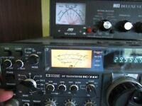 Icom 740 and other ham radios sold separately MUST SEE !
