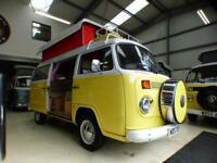 100% ELECTRIC VW Camper! Danbury type 2