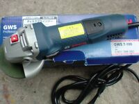 Gs7-100 angle grinder 110
