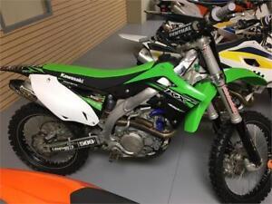 2015 Kawasaki KX 450 F