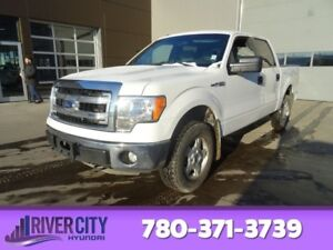 2014 Ford F-150 4WD SUPERCREW XLT A/C,
