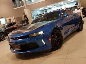 2017 Chevrolet Camaro LT-AUTOMATIC-CARPLAY-CAMERA-SUNROOF-ONLY 2