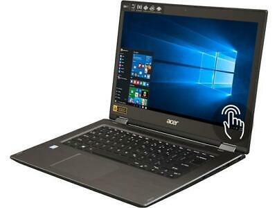 Acer Spin 3 SP314-51-338Y Intel Core i3 8th Gen 8130U (2.20 GHz) 4 GB Memory 128