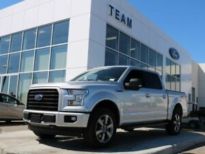 2017 Ford F-150 XLT, 302A, SYNC3, NAV, AIR CONDITIONING, CRUISE