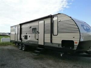 2017 FOREST RIVER CHEROKEE 294 BH LIMITED! 2 SLIDES! $26995!!