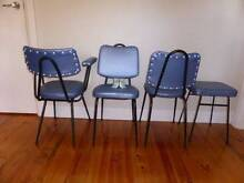 Restored *DooZy* set of 4 retro dining/ kitchen chairs Brighton Holdfast Bay Preview