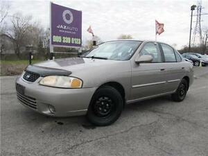 """2002 Nissan Sentra XE """"VERY CLEAN CONDITION"""" AUTOMATIC """"A/C"""
