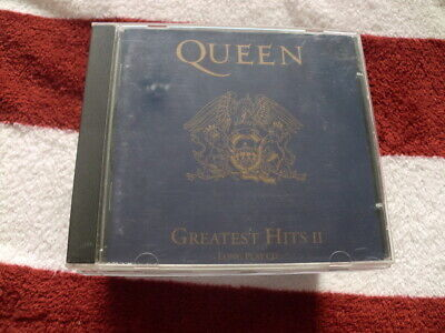 QUEEN ~ THE GREATEST HITS II (1991 CD) CLASSIC ANTHEMS 99p