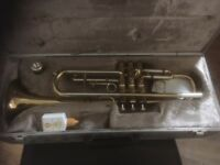 Boosey and Hawkes Regent 300 brass trumpet