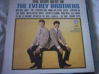 Vinyl LP The Very Best Of The Everly Brothers