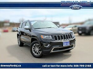2016 Jeep Grand Cherokee LIMITED LEATHER HAS IT ALL SEE IT HERE