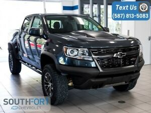 2019 Chevrolet Colorado 4WD ZR2|LEATHER|BLUETOOTH|HEAT SEATS