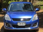 2016 Suzuki Swift FZ MY15 GL Navigator Blue 4 Speed Automatic Hatchback Reynella Morphett Vale Area Preview