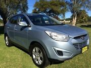 2011 Hyundai ix35 LM MY11 Active (FWD) Blue 5 Speed Manual Wagon Tuggerah Wyong Area Preview