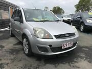 2006 Ford Fiesta WQ LX Silver 4 Speed Automatic Hatchback Underwood Logan Area Preview