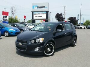 2014 Chevrolet Sonic LT ONLY $19 DOWN $41/WKLY!!
