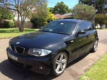 2008 BMW 1 Hatchback Chatswood Willoughby Area Preview