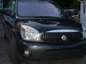2004 Buick Rendezvous VUS