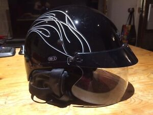 "Harley-Davidson Helmet ""Destination"" Black Size XS"