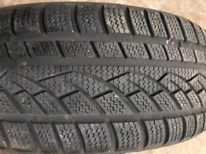 4 - Marshal I'Zen Winter Tires with Good tread - 205/60 R16