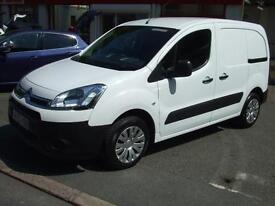 Citroen Berlingo 1.6HDi L1625 Enterprise Peugeot Partner Professional Van A-Con
