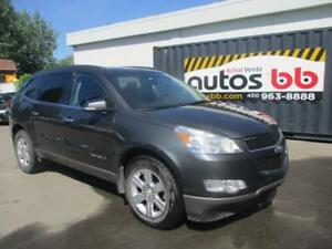 2009 Chevrolet Traverse ( AWD - 8 PASSAGERS - PROPRE )