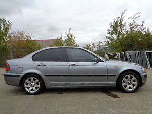 2005 BMW 325i SPORT PKG-LEATHER-SUNROOF--ONE OWNER--126,000K