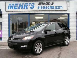 2009 Mazda CX-7 GT AWD Loaded 2.3L Turbo Sunrf BLACK FRIDAY SALE