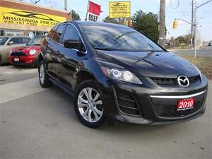 2010 Mazda CX-7 GT,AWD,LEATHER,SUNROOF,ACCIDENT FREE
