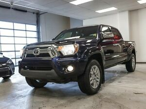 2013 Toyota Tacoma Limited, Remote Starter, Navigation, Leather,