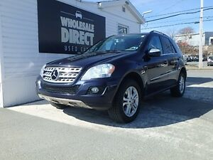 2010 Mercedes-Benz ML SUV ML35O BLUETECH 4 MATIC 3.0 L