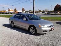 2007 Honda Accord Sdn EX-L - Navigation System & 6 Disc Changer