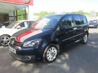 Volkswagen Touran Sport TDi 7-Seater Bluemotion Technology DIESEL MANUAL 2013/63